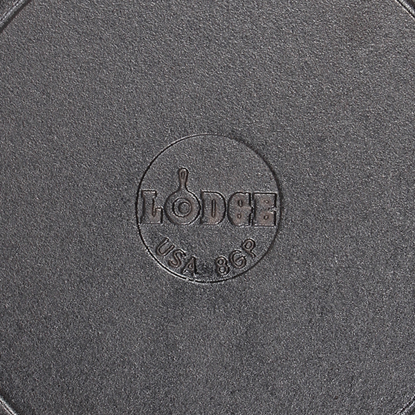 ロッジ グリルパン 10-1/4インチ L8GP3