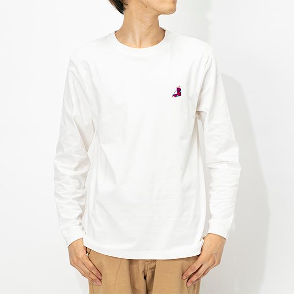 クレイジークリーク メンズ Chairロングスリーブ Tシャツ