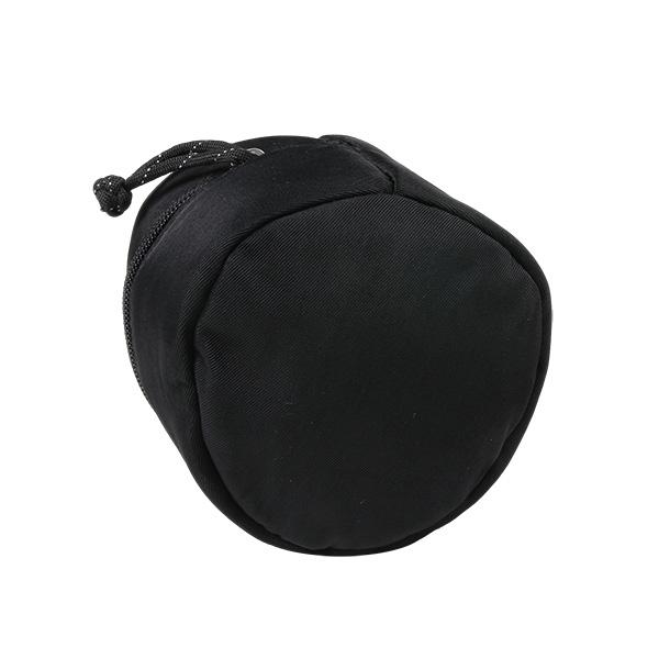 クレイジークリーク パッドボックス ブラック Sサイズ