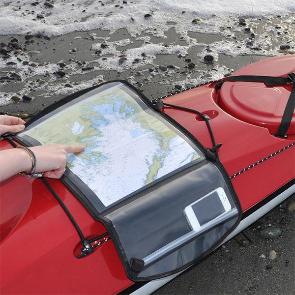 シアトルスポーツ ドライドック GPS チャートケース
