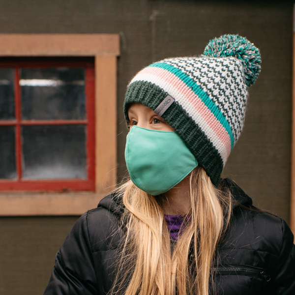 アウトドアリサーチ スモール/キッズ PPE フェイスマスクキット
