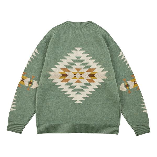 ペンドルトン メンズ ラムズウールモックネックセーター