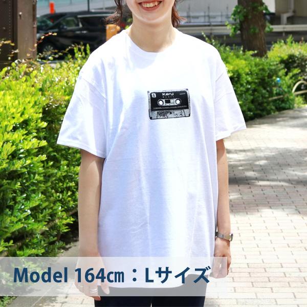 カブー メンズ カセットTシャツ