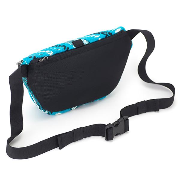エスノテック バグースバムバッグSサイズ ビバコンアグアブルー
