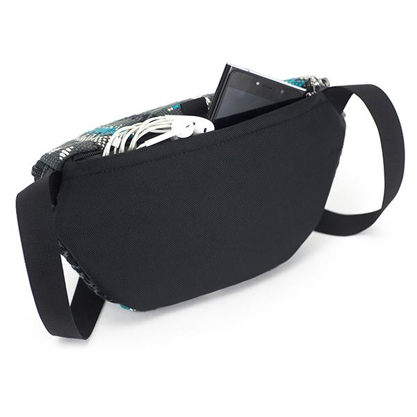 エスノテック バグースバムバッグSサイズ ビバコンアグアグレー