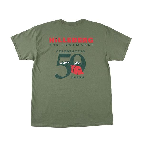 ヒルバーグ 50th Tシャツ