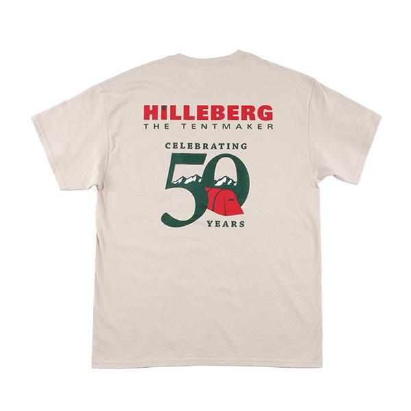 ヒルバーグ 50th ポケットTシャツ