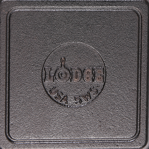ロッジ スクエア スキレット 5インチ L5WS3