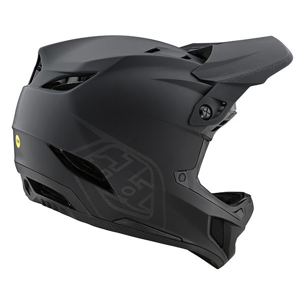 トロイリーデザインズ D4コンポジット ヘルメット ステルス ブラック/グレー XSサイズ