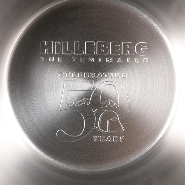 ヒルバーグ 50th ステンレスシェラカップ
