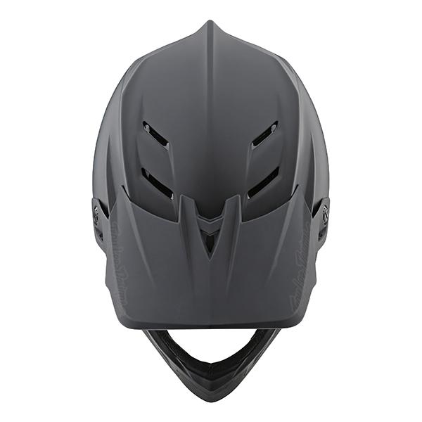 トロイリーデザインズ D4コンポジット ヘルメット ステルス ブラック/グレー Sサイズ
