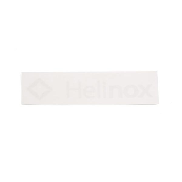 ヘリノックス ロゴステッカー L