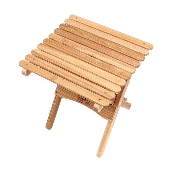 バイヤー パンジーン フォールディングテーブル ホワイトアッシュ