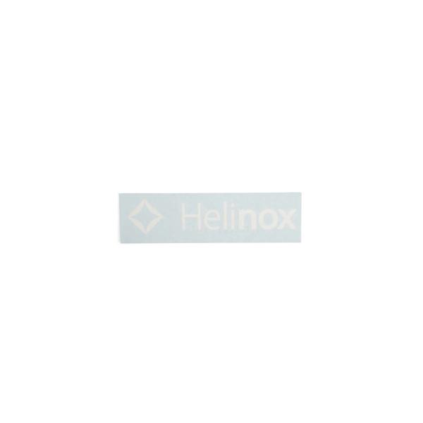 ヘリノックス ロゴステッカー S