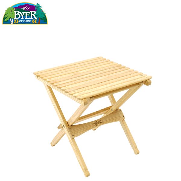 バイヤー パンジーン キャンプテーブルL ホワイトアッシュ