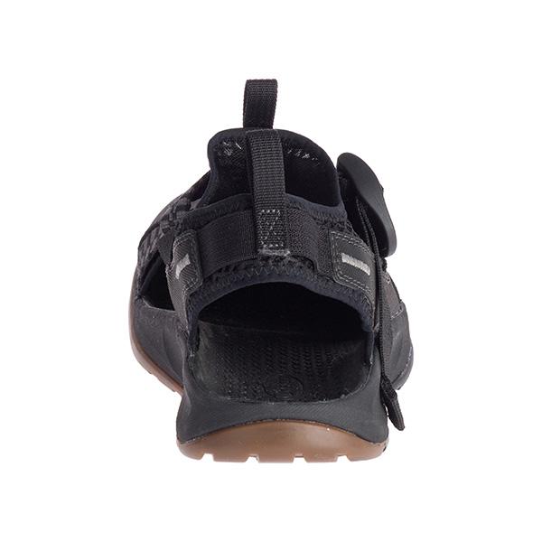 チャコ メンズ オデッセイ ブラック 8.0(26.0cm)