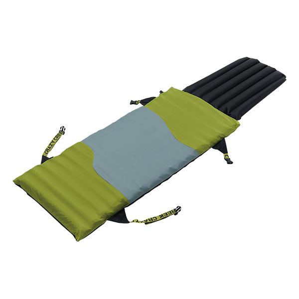 クレイジークリーク エアチェアプラス ブラック/ペアー