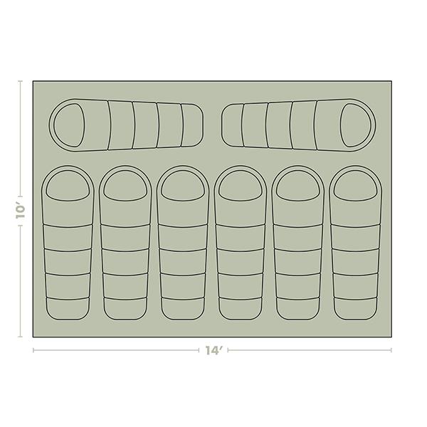 スプリングバー ファミリーキャンパー7 2020年度モデル