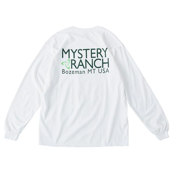 ミステリーランチ メンズ カラードスピナーロングスリーブTシャツ
