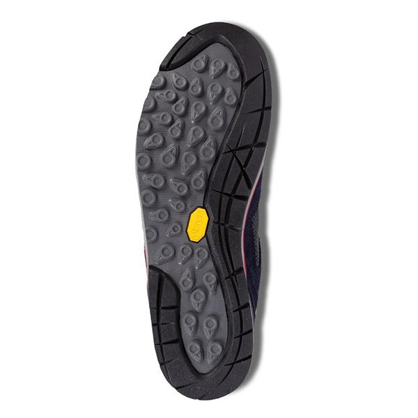 バスク メンズ グランドトラバース ネイビー/フレームスカーレット 11.0(29.0cm)