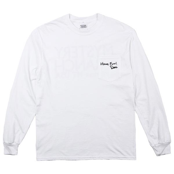 ミステリーランチ メンズ ハブファンロングスリーブTシャツ