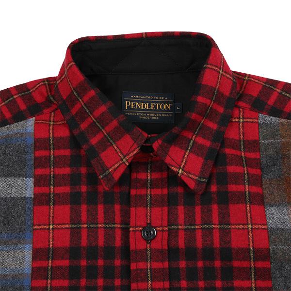ペンドルトン メンズ ニュークレイジーシャツ ジャパンフィット RC401