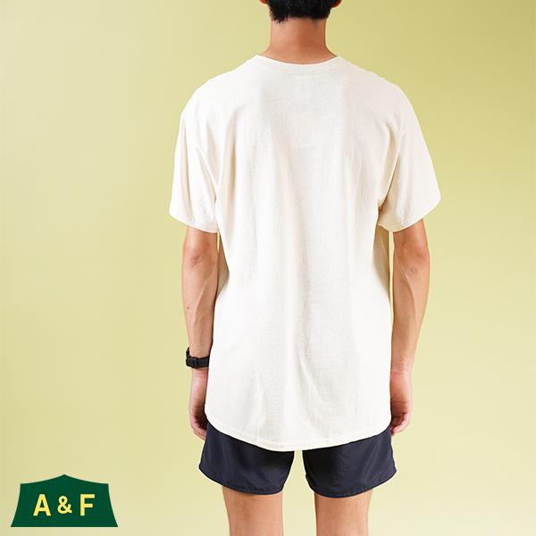 カブー メンズ トゥルーロゴ ツーカラー Tシャツ