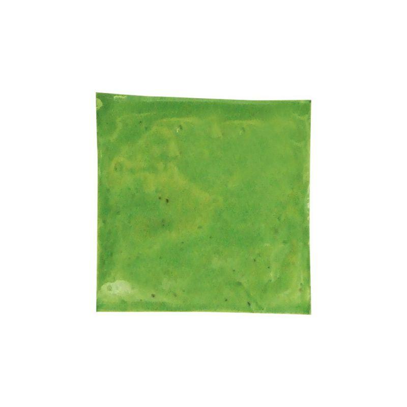 ※【在庫限り30%OFF】クレイタイル ライトグリーン 10cm角 MKCS009 / SPICE OF LIFE