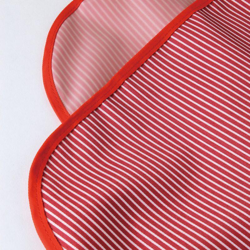 [SPICE OF LIFE] バカンス 折りたたみピクニックマット ストライプ レッド 150×180cm SFVL2010RD