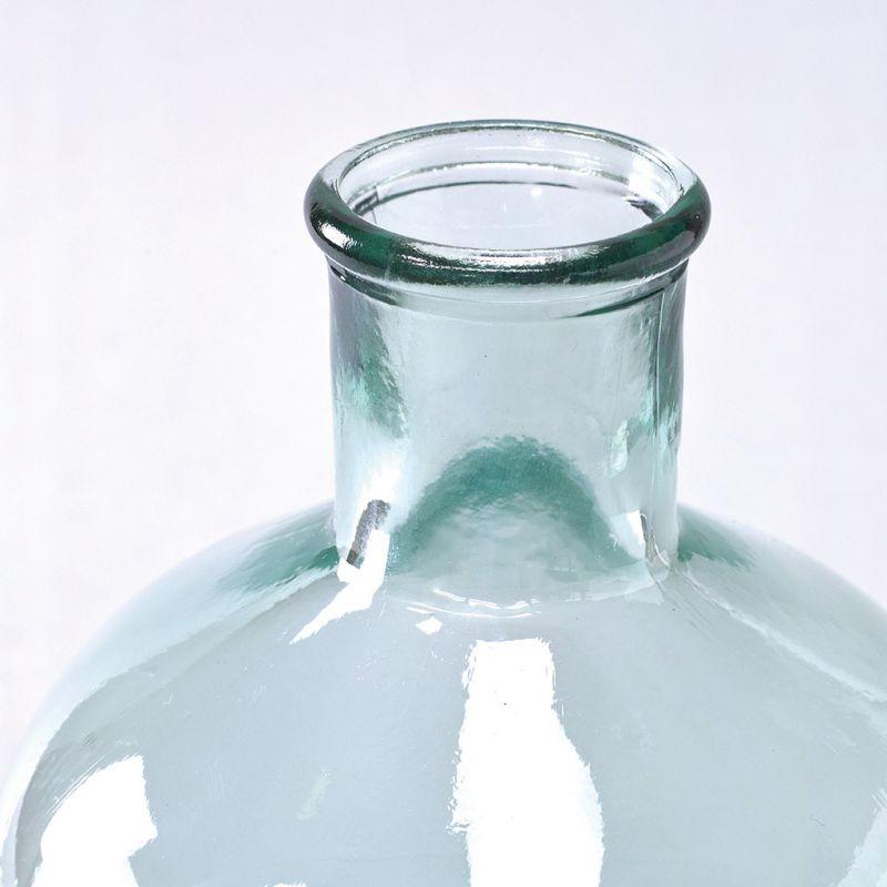 リサイクルガラスフラワーベース TRECE スカイブルー VALENCIA VGGN1130SK / SPICE OF LIFE