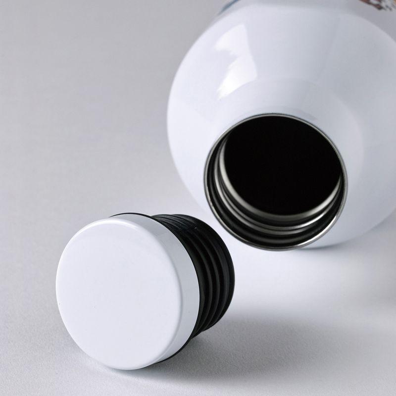 [送料無料] キースヘリング×CORKCICLE キャンティーン ホワイト 470ml CANTEEN White 16oz KH2016GW-PP