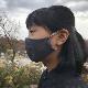温感あったかマスク2枚セット チャコールグレー&グレー ふつうサイズ SFVZ2219AL / SPICE OF LIFE
