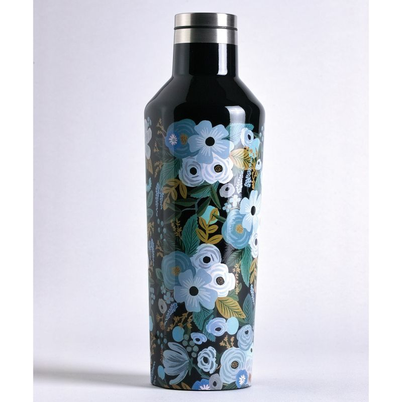 [送料無料] RIFLE PAPER CO.×CORKCICLE キャンティーン ガーデンパーティ 470ml CANTEEN Garden Party 16oz RP2016GBGP