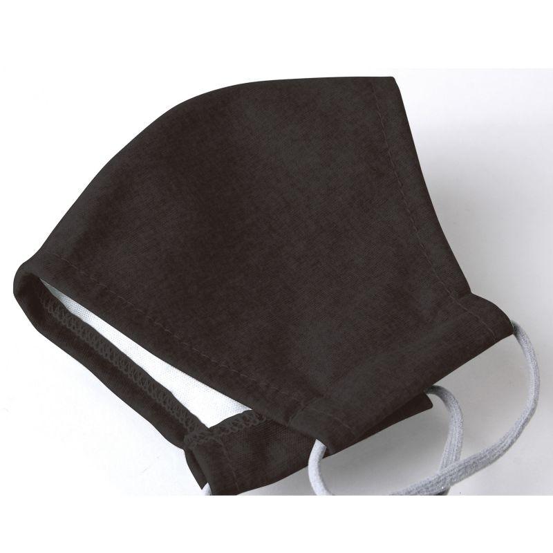 温感あったかマスク2枚セット レジメンタルグレー&チャコールグレー ふつうサイズ SFVZ2249DL / SPICE OF LIFE