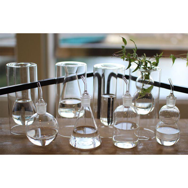 ガラス水差し ダブルボール クリア LABO GLASS KEGY7000C / SPICE OF LIFE