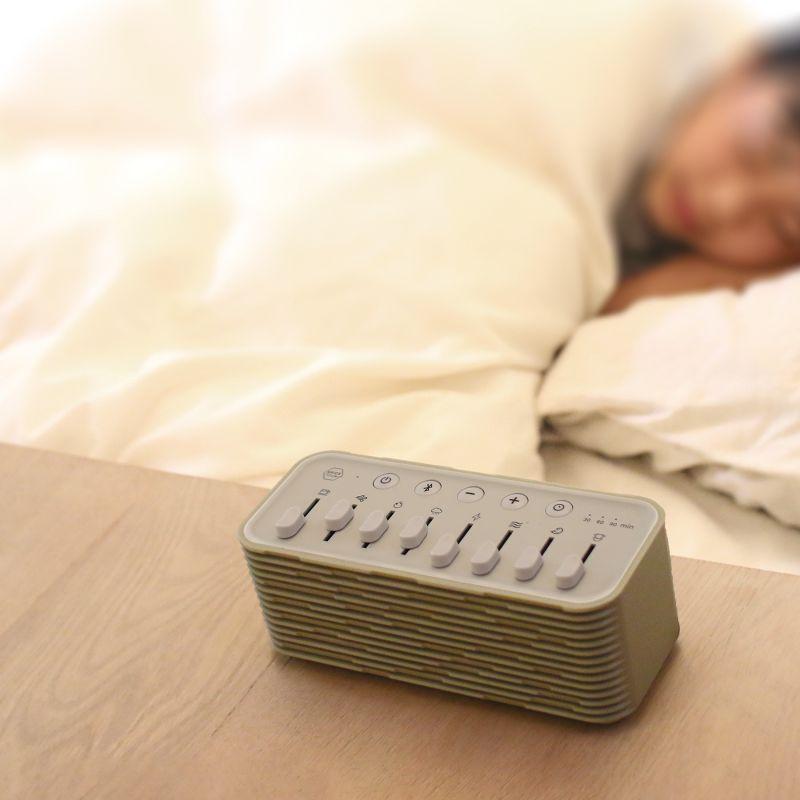 おやすみノイズスピーカー ペールカーキ NS2020KH / SPICE OF LIFE