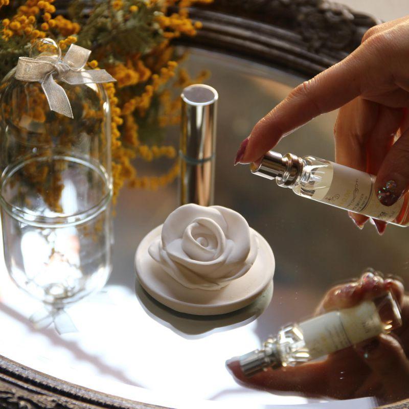 UNWIND アロマストーン&ガラスドーム フレグランスセット トンカクローブ SZLH2010D / SPICE OF LIFE