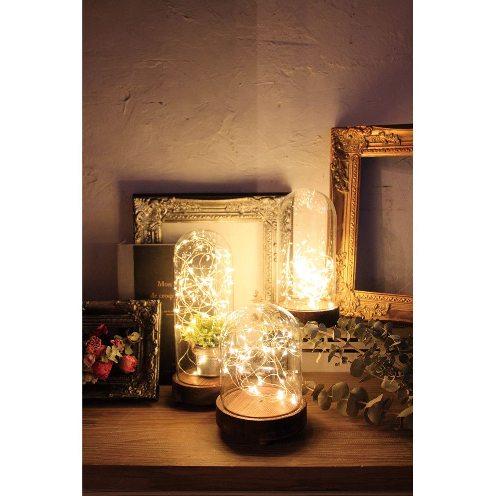 LEDガラスドームライト ハイタイプ Lサイズ JPDR2023 / SPICE OF LIFE
