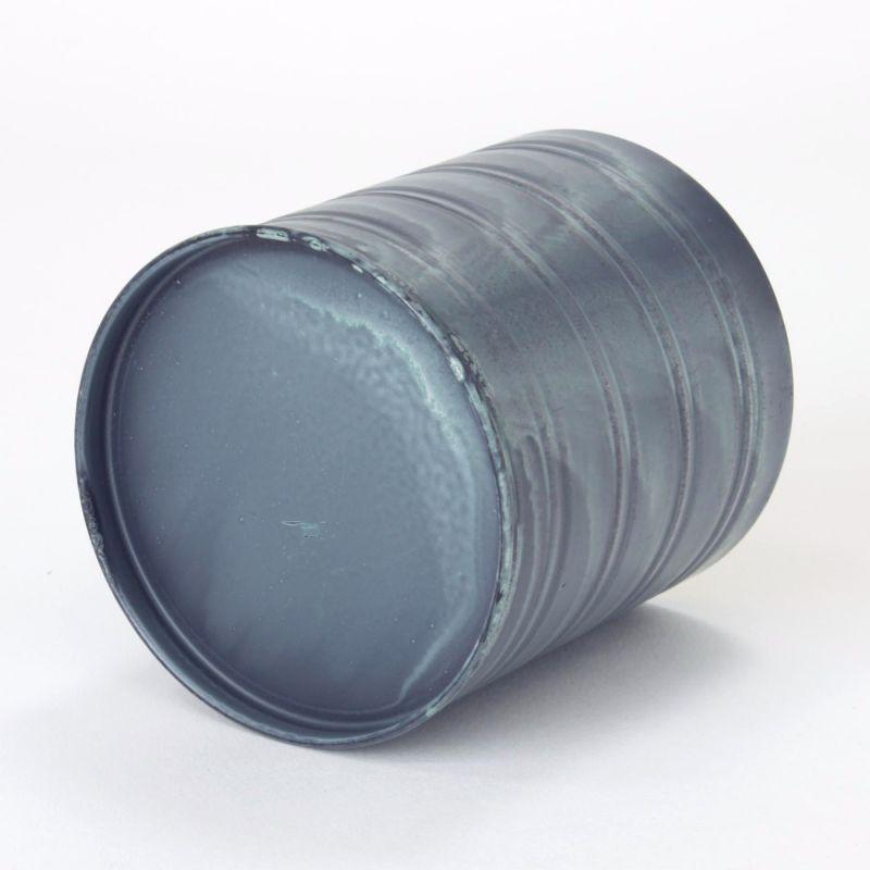 ブリキ缶入り ピラーアロマキャンドル スウィートバジル Sサイズ ECLH1061SW / SPICE OF LIFE