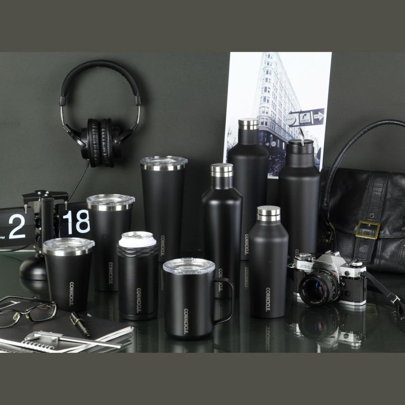 CORKCICLE タンブラー マットブラック 690ml TUMBLER Matte Black 24oz 2124MB