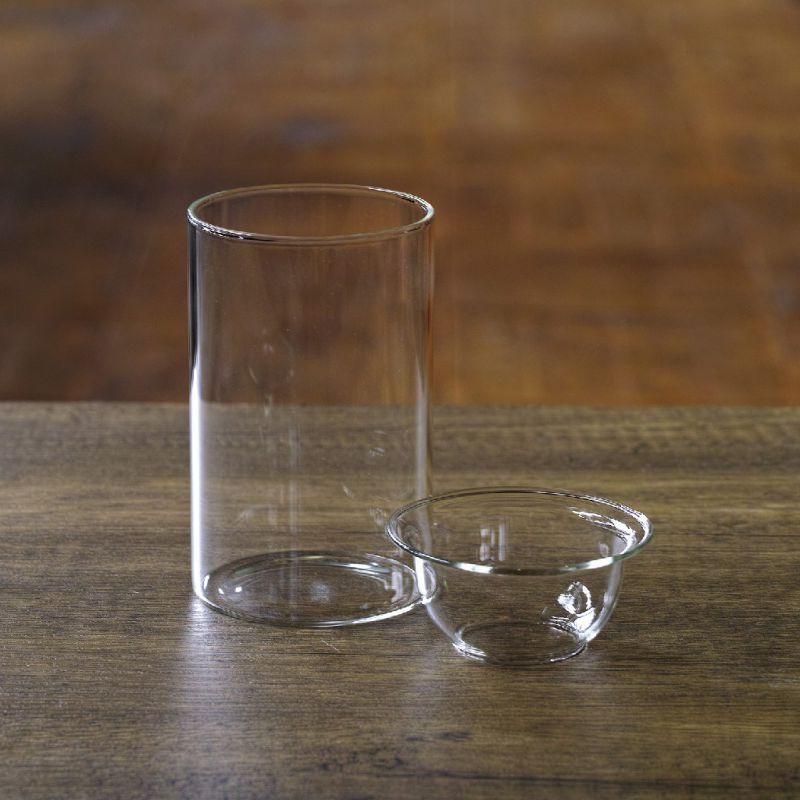 水栽培ガラスベース クリア ショート バルブベース BULB VASE KEGY4060 / SPICE OF LIFE