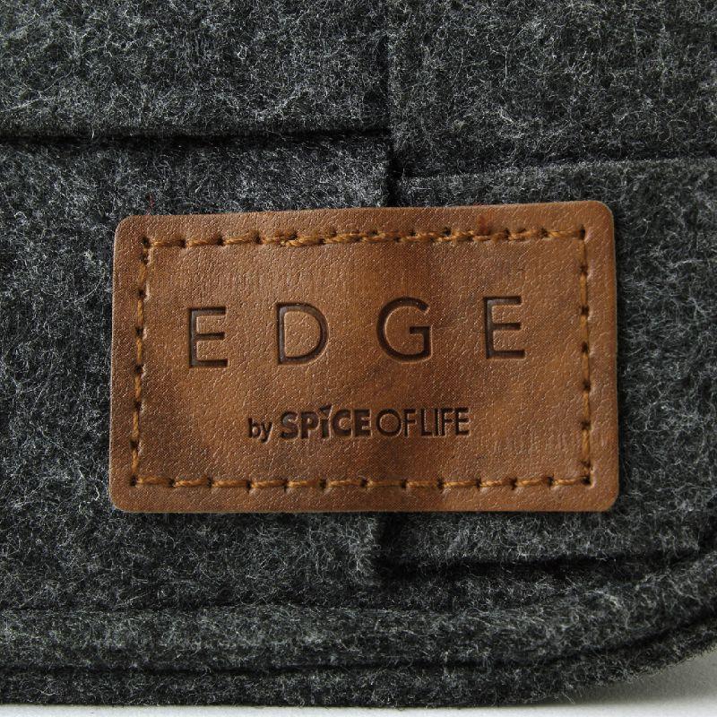 [送料無料] EDGE フェルトウェービング ストレージバッグ SFLK1090 / SPICE OF LIFE