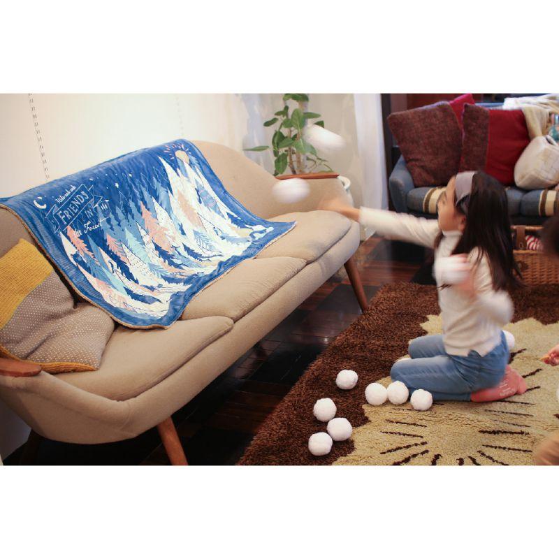 遊べるボアブランケット フォレスト SHLZ2150 / SPICE OF LIFE