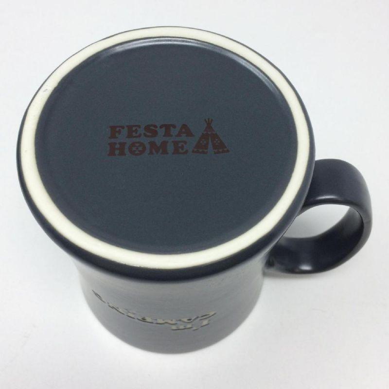 マグカップ ティーピー グレー FESTA HOME SFVY1412 / SPICE OF LIFE