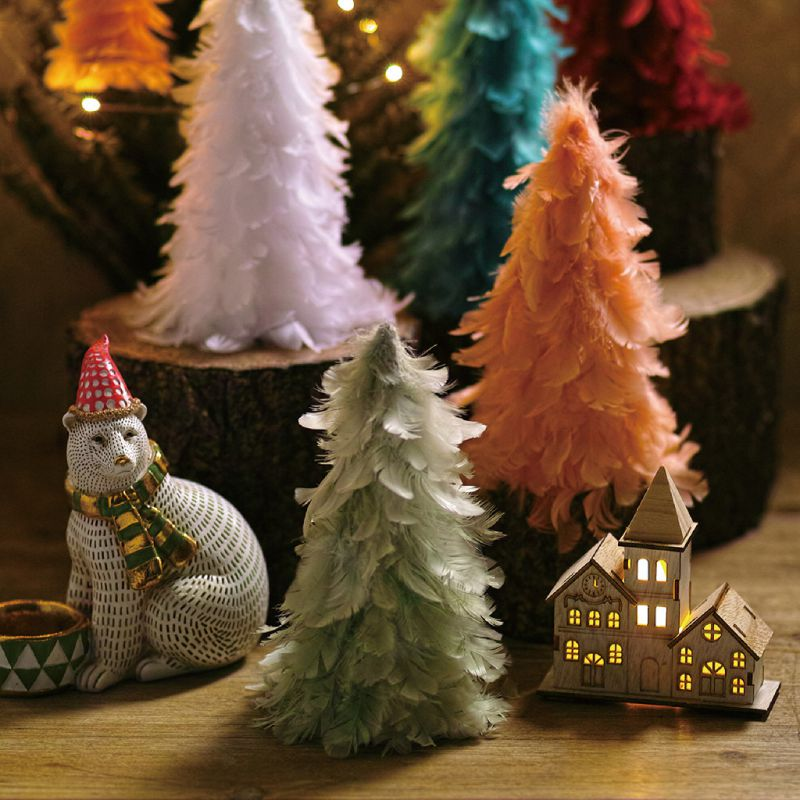 クリスマス エンジェルフェザーツリー ミントグリーン TLXK3920MT / SPICE OF LIFE
