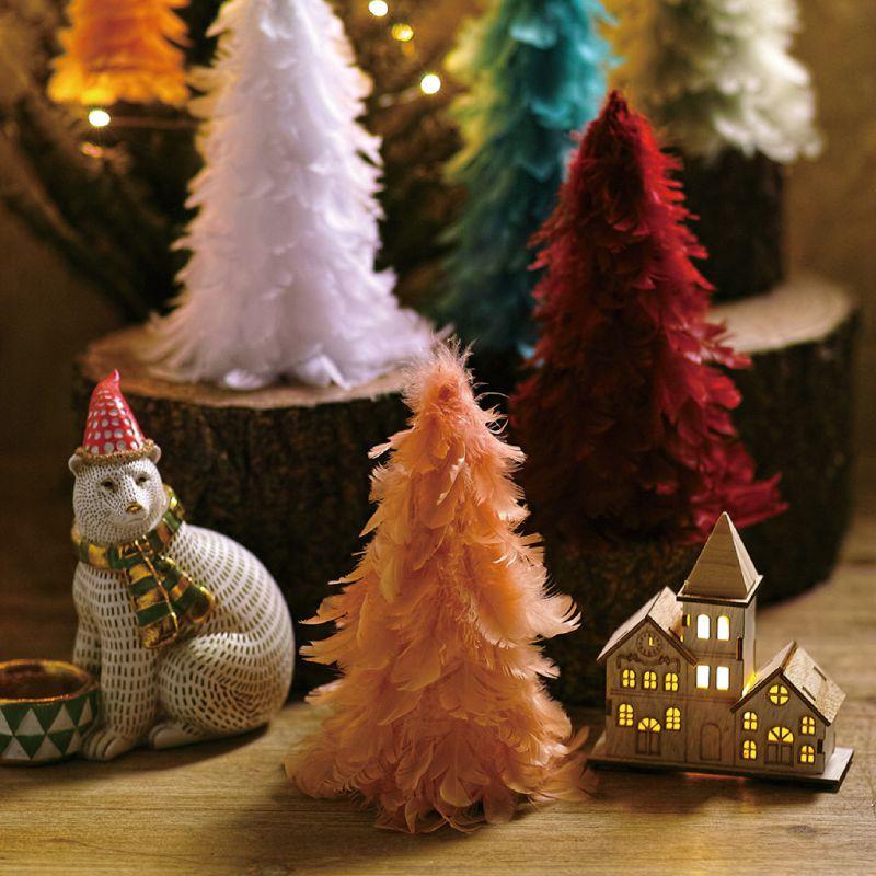 クリスマス エンジェルフェザーツリー サーモンピンク TLXK3920PK / SPICE OF LIFE