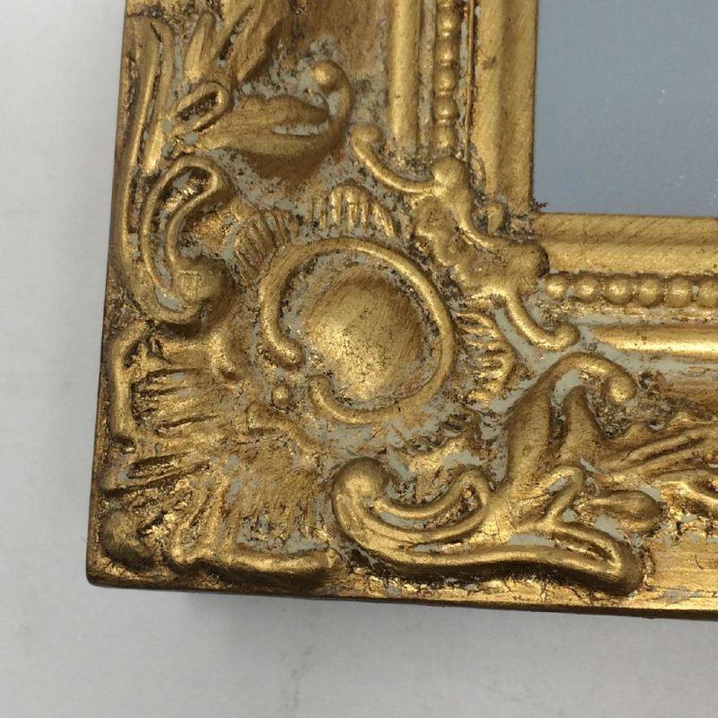 アンティークスタイルミラー ゴールド Sサイズ ANCIENT SQM801SGD / SPICE OF LIFE