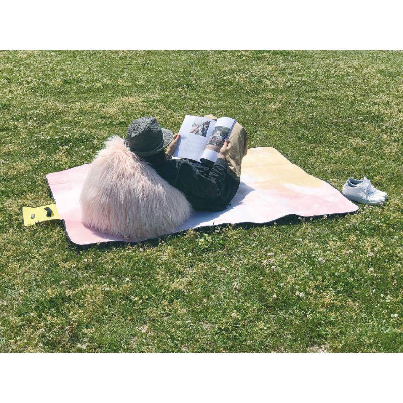 バカンス 折りたたみピクニックマット ピンクレモネード SFVG1810C / SPICE OF LIFE