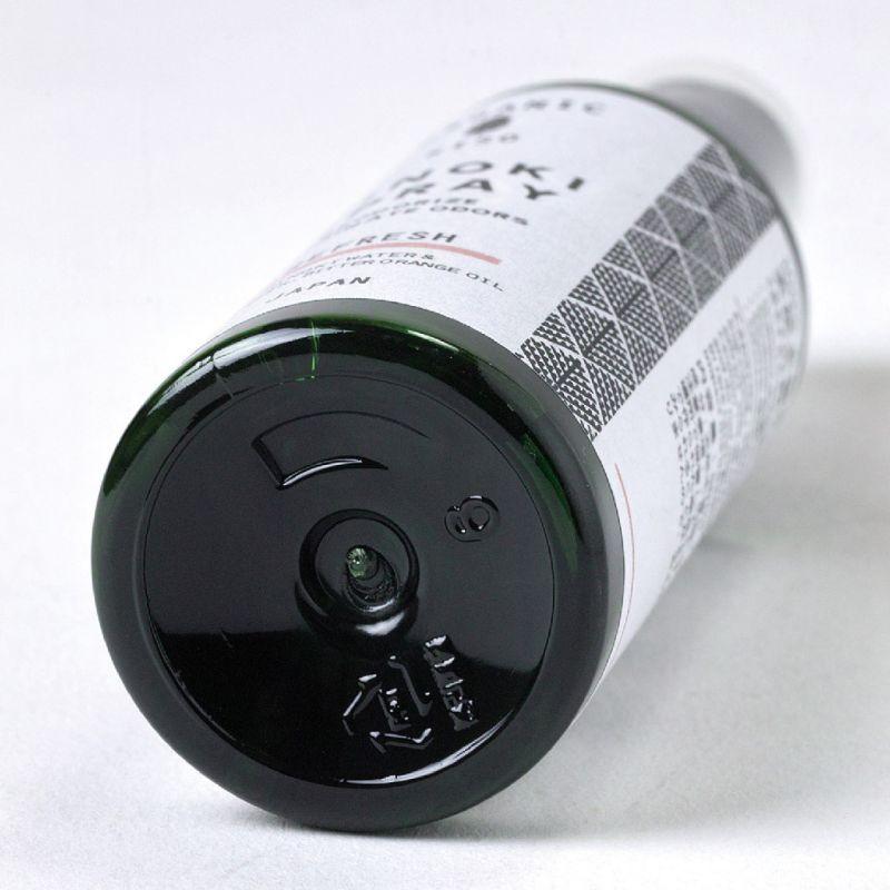 ヒノキ 天然消臭除菌スプレー 携帯用 リフレッシュ 50ml YKLG1950A / SPICE OF LIFE