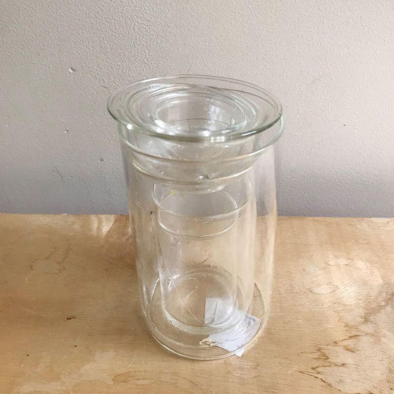 MINI BULB VASE 水栽培ガラスベース クリア 7cm KEGY4051 / SPICE OF LIFE